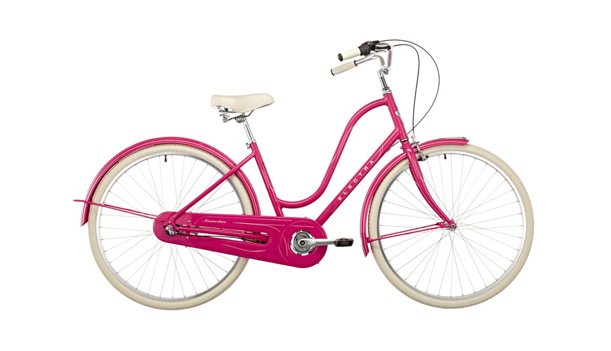 Electra Amsterdam Original 3i Hollandcykel Dam Ladies pink
